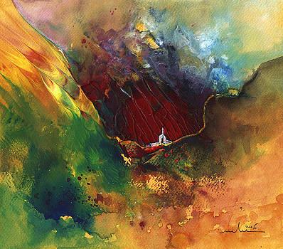Miki De Goodaboom - The Deep Valley Of Faith