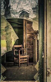 The Desk by Phillip Burrow