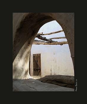 The Door by Mona Davis