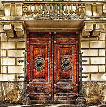 The Doors by Ericamaxine Price