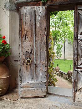The Doorway by Joyce Hutchinson