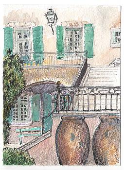 The Dora Maar residency by Tilly Strauss
