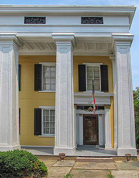 The Doric House by Dave Mills