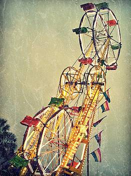 The Double Ferris Wheel by Melanie Snipes
