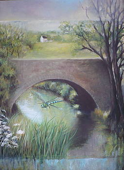 The Dragonfly by Caroline Philp