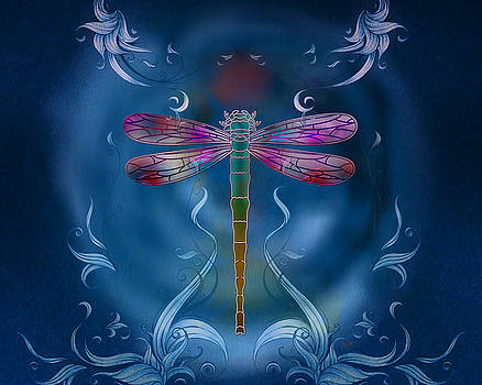 Bedros Awak - The Dragonfly Effect