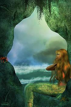 The Dreamer Mermaid by Emma Alvarez