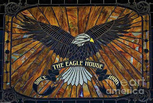 The Eagle House by Mitch Shindelbower
