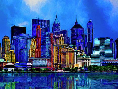 The East Side by Paul Wear