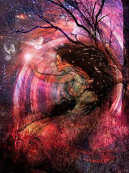 The Elements Wind by Debra and Dave Vanderlaan