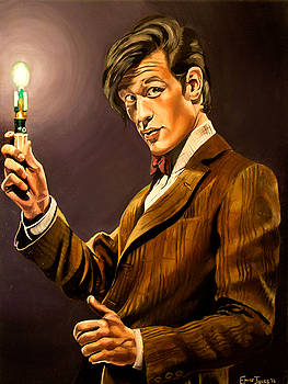 The Eleventh Doctor by Emily Jones