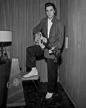 The Elvis Guitar by Robert Harland Perkins
