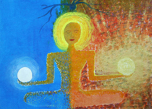 The Enlightened...Yogi by Sanjay Sonawani