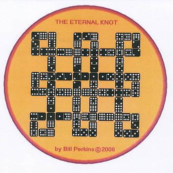 The Eternal Knot Dark Dominoes by Bill Perkins