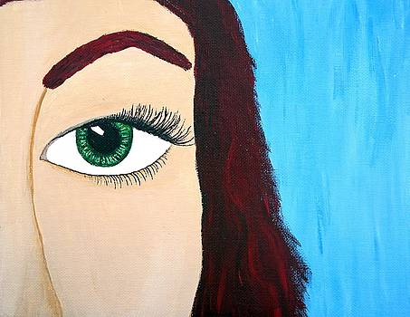 The Eye by Sabrina Zbasnik