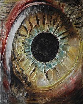 The Eye by Tatiana Ilieva