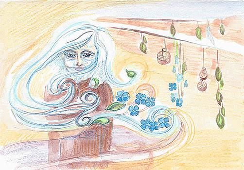The Fairy by Karolina Wicha