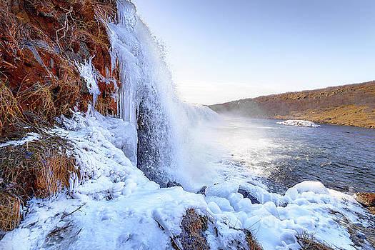 Svetlana Sewell - The Faxi Waterfall