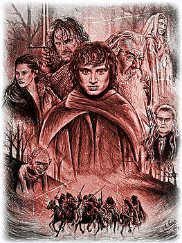 The Fellowship frost version by Andrew Read