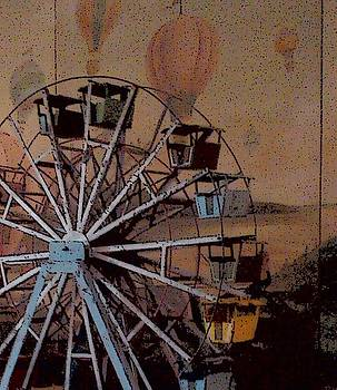 The Ferris Wheel by Andrea Harston