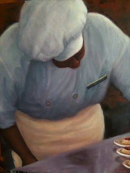 The Final Touch by Cynthia Vowell