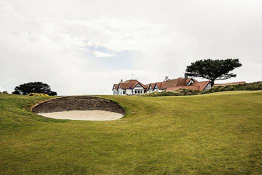 The Finishing Hole at Portmarnock by Scott Pellegrin