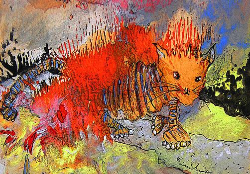 Miki De Goodaboom - The Firecat