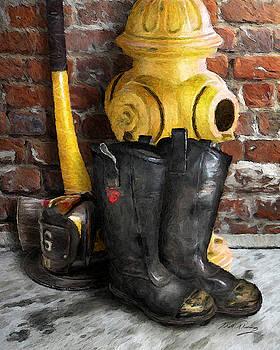 The Fireman by Bill Fleming