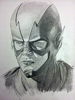 The Flash by Michael McKenzie
