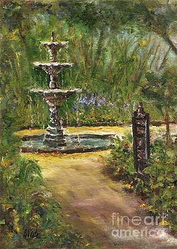 The Fountain by Bev Veals