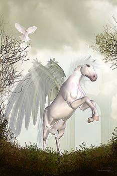 The Free Soul Of Pegasus by Emma Alvarez