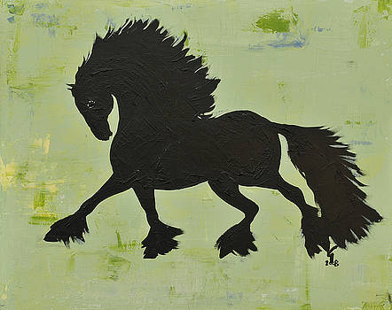 The Frisian by Liz Pizzo