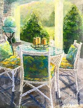 The Front Porch by Gail Allen