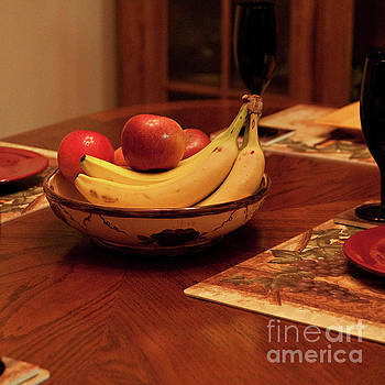 The Fruit Bowl by Sherry Hallemeier