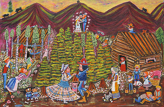 The Fued by Carol Shumas
