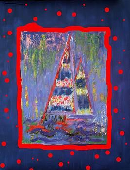 The Fun Of Sailing by Karin Eisermann