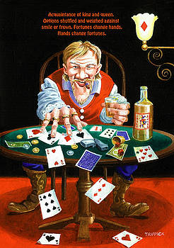 The Gambler by Johnny Trippick