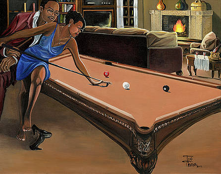 The Game by Toni  Thorne