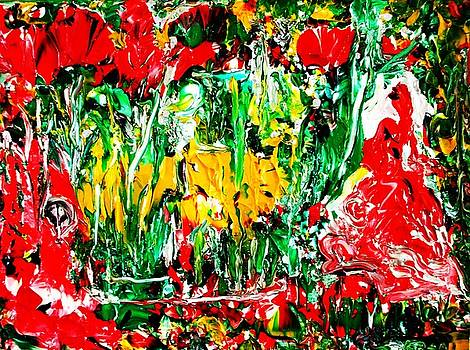 The Garden of Passion by Carmen Doreal