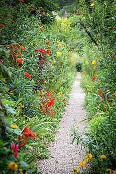 The Garden Path by Gretchen Tracy