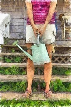 Edward Fielding - The Gardener