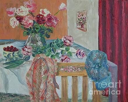 The Gardener's Table by Judith Espinoza