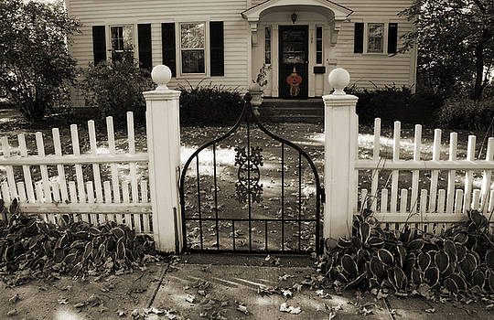 The Gate the Pumkin by Joanne Coyle