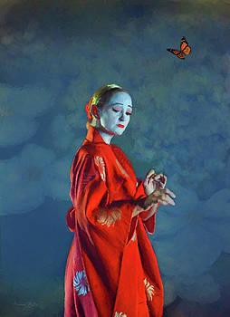 The Geisha Dancer by Sandi OReilly