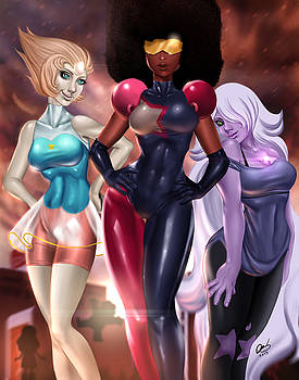 The Gems by Pete Tapang