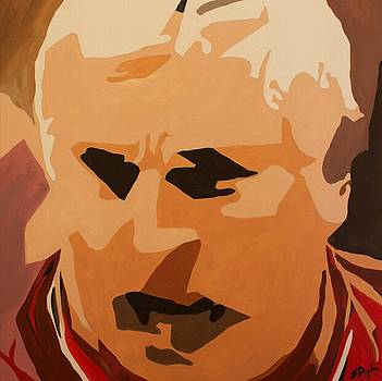 The General- Bobby Knight by Steven Dopka