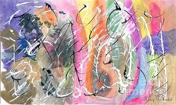 The Genie Is Out by Nancy TeWinkel Lauren