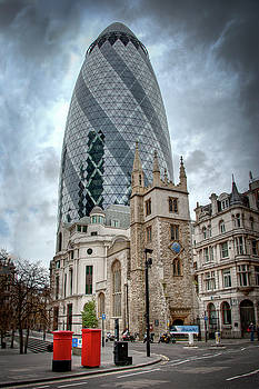 The Gherkin by Donald Davis