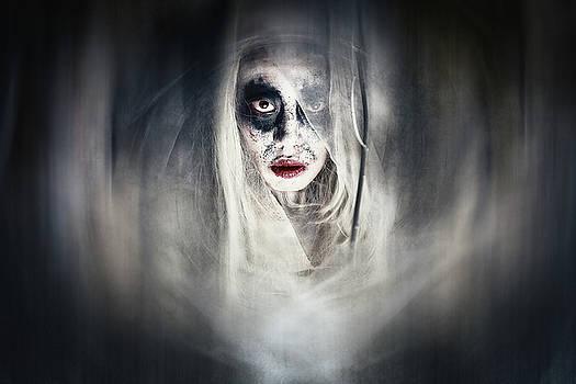 The Ghost of Oyuki by Spokenin RED