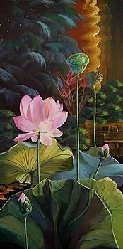The Glow of My Soul by Mona Davis